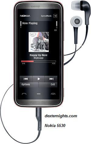 Nokia 5530 - Express Music