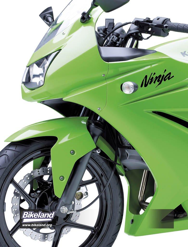 Kawasaki Ninja R Exhaust India