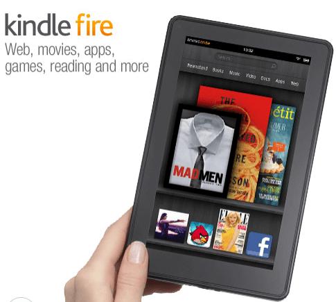 Amazon Table 7 inch Kindle Fire