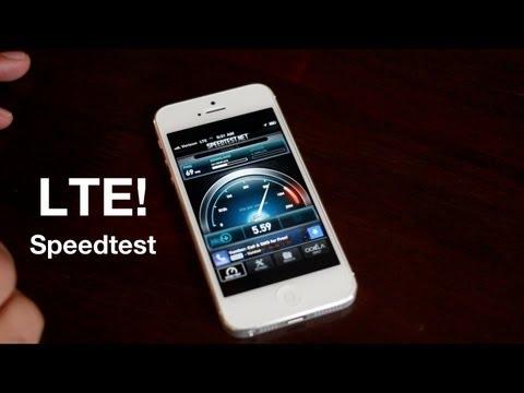 Iphone 5 LTE