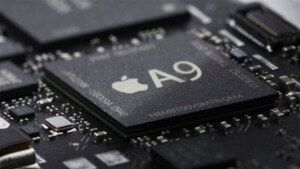 Apple A9 SoC up close