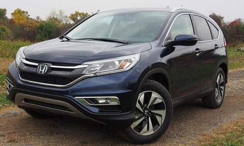 2015 Honda CRV Engine and Transmission problems